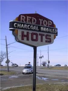 Athol Springs NY Red Top